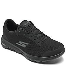 Men's GOwalk 5 - Demitasse Wide Width Walking Sneakers from Finish Line