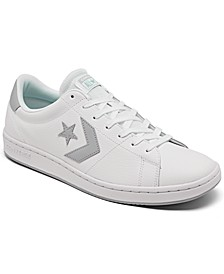 Men's Chuck Taylor All Star All-Court Leather Casual Sneakers from Finish Line