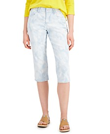 Petite Cropped Jeans, Created for Macy's