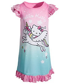 Toddler Girls Shimmer Nightgown