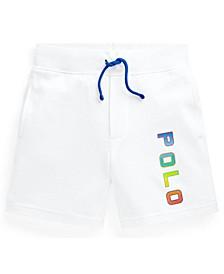 Toddler Boys Logo Spa Terry Shorts