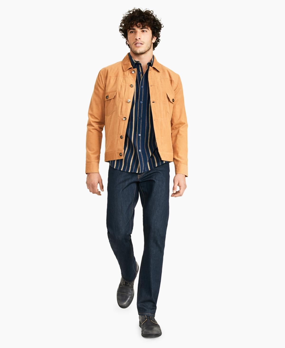 Men's Classic-Fit Corduroy Trucker Jacket