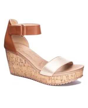 Women's Kaya Comfort Fitting Wedge Sandals Women's Shoes