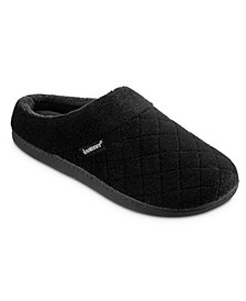 Women's Memory Foam Microterry Milly Hoodback Slippers