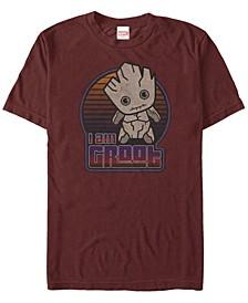 Men's Grootpot Kawaii Short Sleeve Crew T-shirt