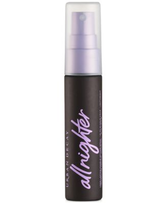 Travel-Size All Nighter Long-Lasting Makeup Setting Spray, 1-oz.