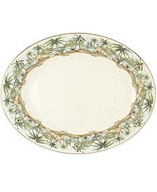"Lenox British Colonial 16"" Oval Platter"