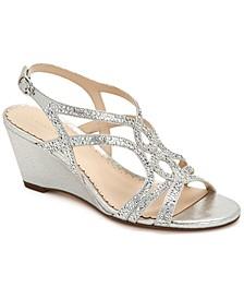 Women's Kelsah Wedge Sandals, Created for Macy's