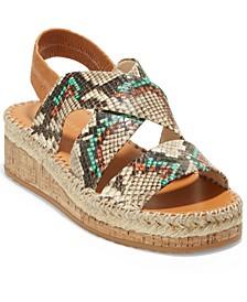 Women's Cloud Vero Espadrille Sandals