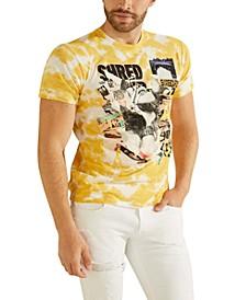Men's Skate Poster Graphic T-Shirt