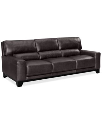 Luke II Leather Sofa
