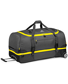 "CLOSEOUT! High Sierra Sportour 34"" Rolling Drop Bottom Duffel"