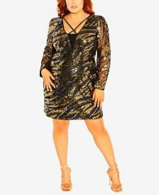 Plus Size Divinity Dress