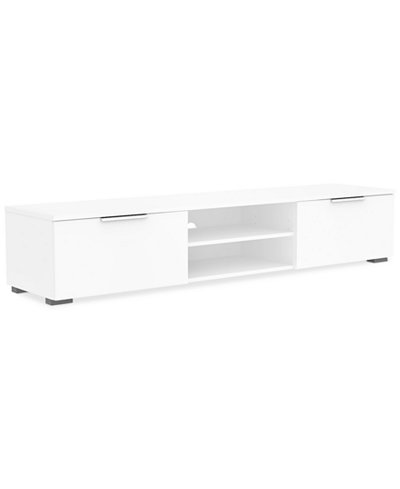 Roswell Ready-to-Assemble TV Stand, Quick Ship