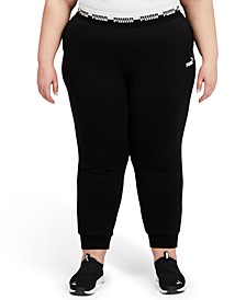 Plus Size Amplified High-Rise Pants