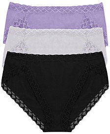 Bliss French Cut 3-Pack Brief 152058MP
