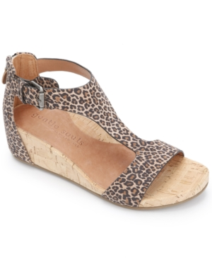 by Kenneth Cole Women's Gisele Wedge Sandals Women's Shoes