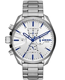 Men's MS9 Chronograph Stainless Steel Watch