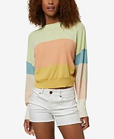 Shoreward Striped Sweater