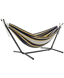Cotton Hammock with Stand and Carry Bag