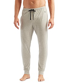 Men's Lightweight Knit Jogger Pants