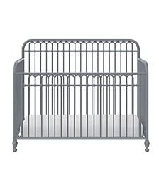 Ivy 3-in-1 Convertible Metal Crib
