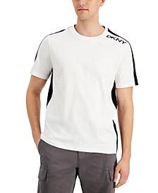 Men's Colorblocked Logo Graphic T-Shirt