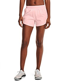 Women's Fly By 2.0 Shine Shorts
