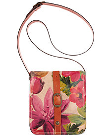 Patricia Nash Signature Pouch Crossbody