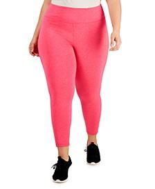 Plus Size Sweat Set Leggings, Created for Macy's