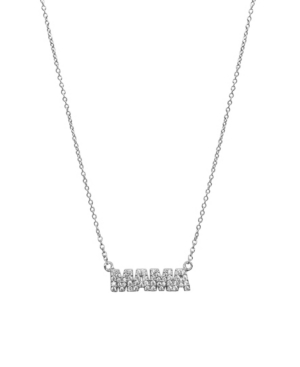 Crystal Mama Necklace