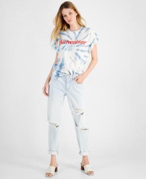 Cotton Budweiser Graphic-Print T-Shirt