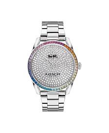 Women's Preston Stainless Steel Bracelet Watch 36mm