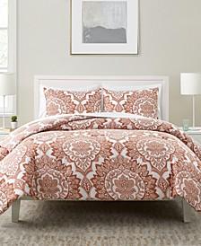 Cranity 7 Piece Bed-in-a-Bag Full/Queen Comforter Set