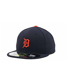 bba61d38f3799 New Era Detroit Tigers Authentic Collection 59FIFTY Hat