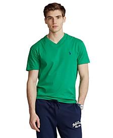 Men's Classic-Fit Jersey V-Neck T-Shirt