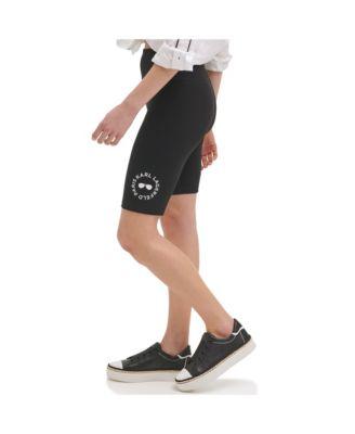 Sunglass Signature Biker Shorts