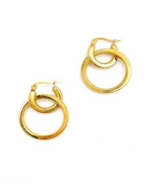 Dangle Hoops Earrings