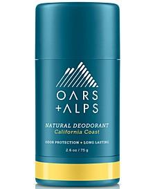 California Coast Deodorant, 2.6-oz.
