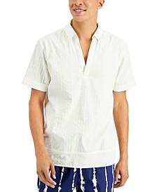 Men's Seersucker Shirt, Created for Macy's