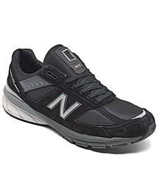 Men's 990 V5 Running Sneakers from Finish Line