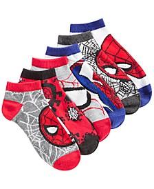 Marvel Boys' 6-Pk. Spiderman Socks