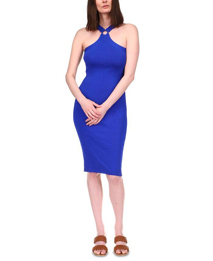 Michael Kors - Halter Bodycon Dress