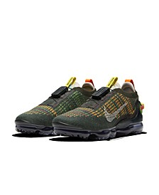 Men's Air VaporMax 2020 Flyknit Running Sneakers from Finish Line