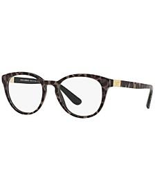 DG3268 Women's Panthos Eyeglasses