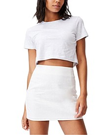 Women's Ultimate A-line Mini Skirt