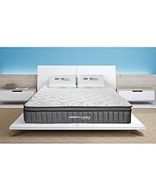 "Flex 13"" Plush Pillowtop Mattress- Twin XL"