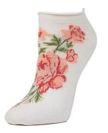 Women's Duo Lace Ankle Socks