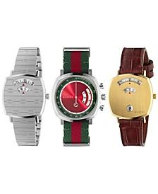 Men's & Women's Swiss Grip Watch Collection