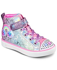 Little Girls Twinkle Toes Twinkle Sparks - Magic-Tastic Casual Sneakers from Finish Line